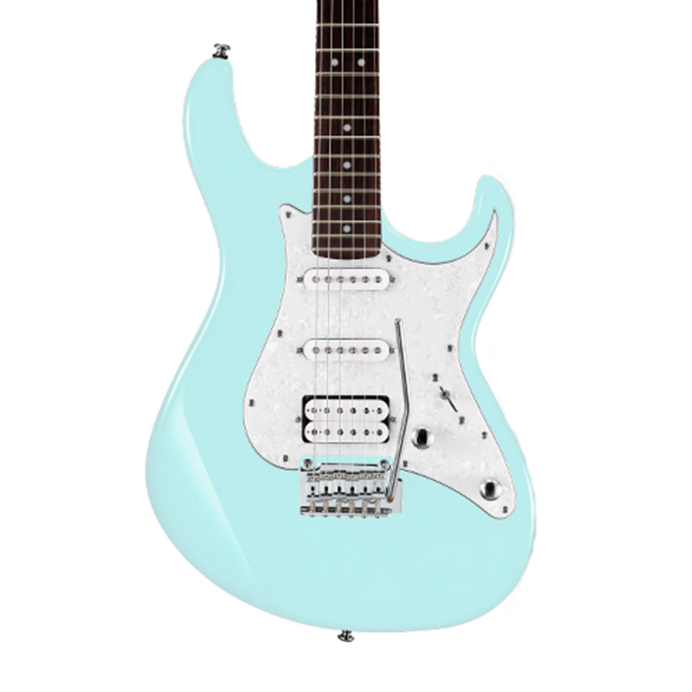 Cort G Series G250 Bbl Baby Blue 2017 Guitar Compare