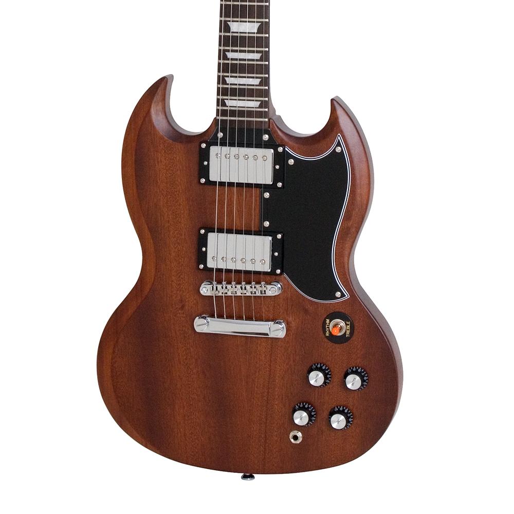 epiphone sg g 400 worn brown 2009 guitar compare. Black Bedroom Furniture Sets. Home Design Ideas