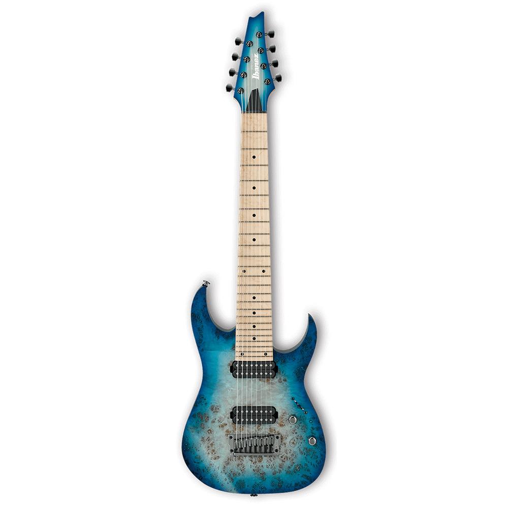 ibanez rg852mpb ghost fleet blue burst 2017 guitar compare. Black Bedroom Furniture Sets. Home Design Ideas
