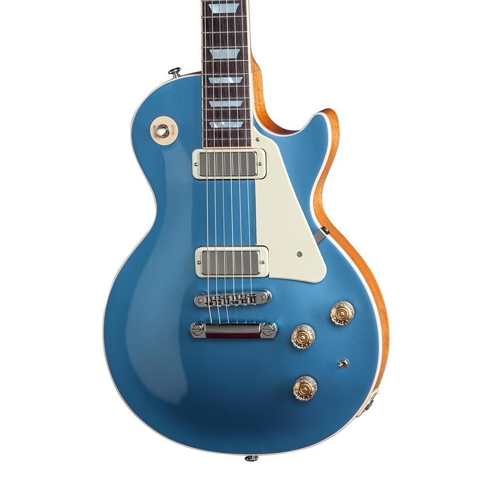Gibson Les Paul Deluxe Pelham Blue (2015) | Guitar Compare