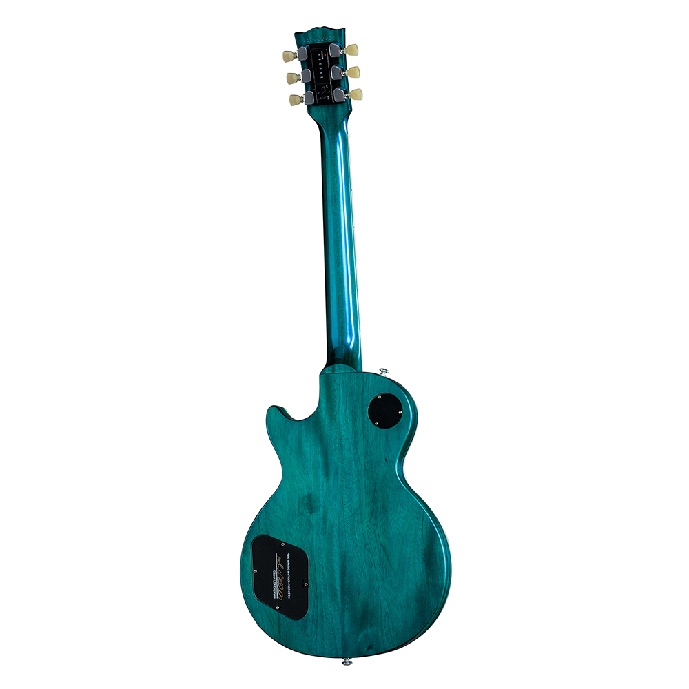 Gibson Les Paul Standard Premium Quilt Ocean Water