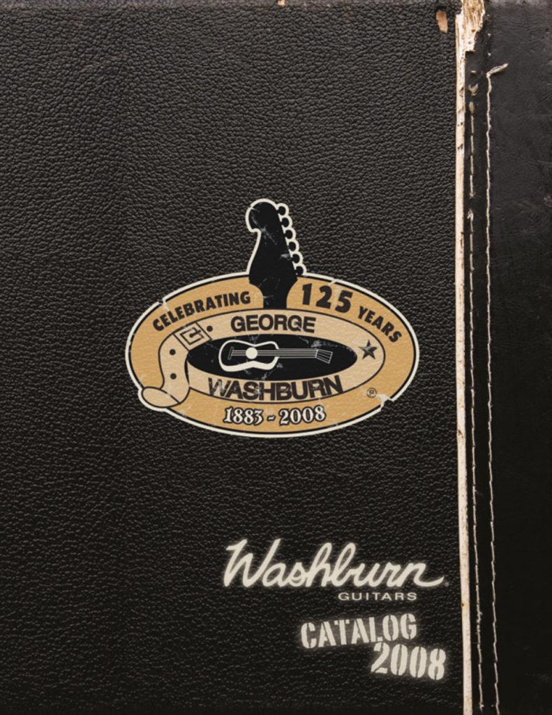 Washburn Catalogs | Guitar Compare