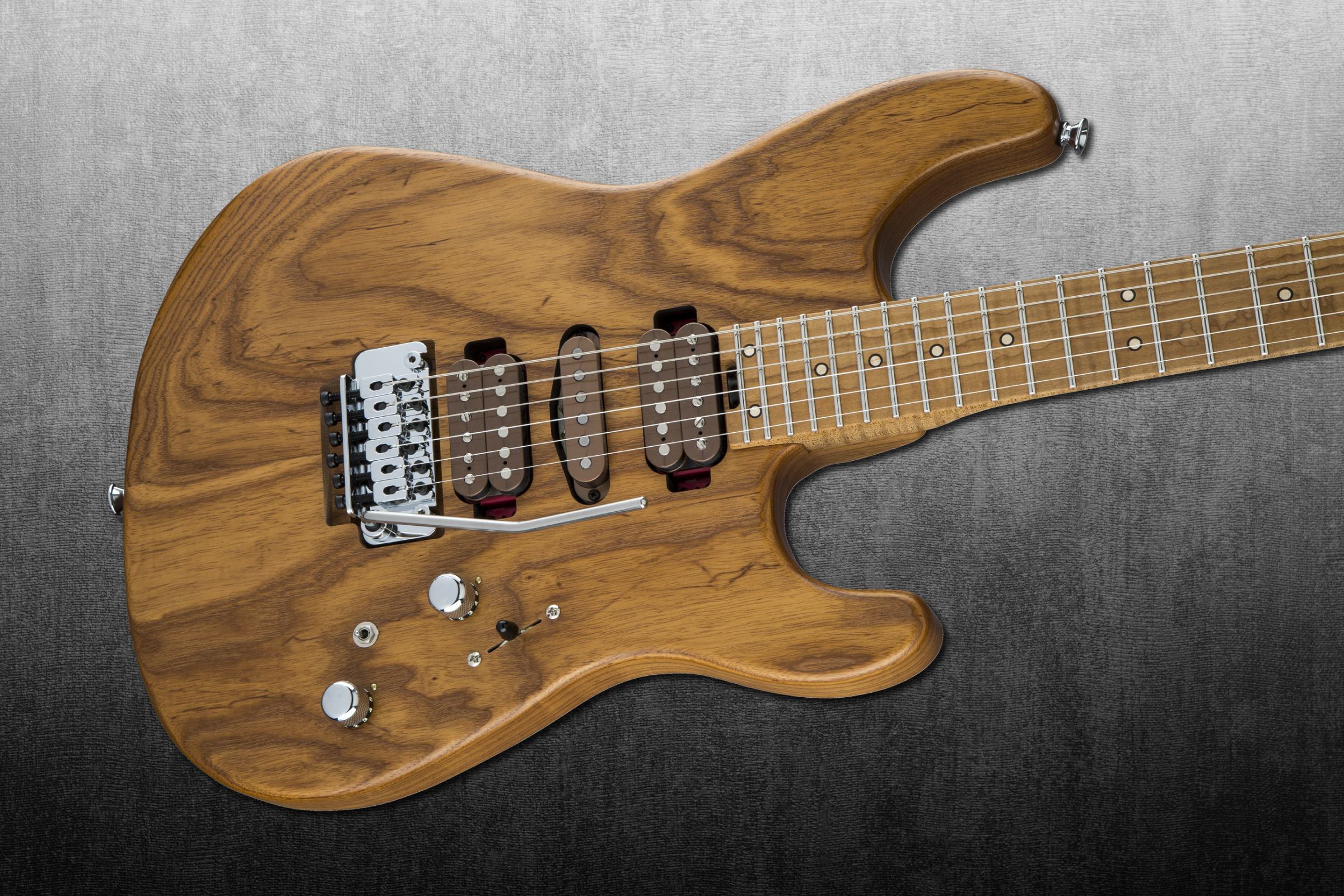 Charvel Guthrie Govan Signature HSH Caramelized Ash