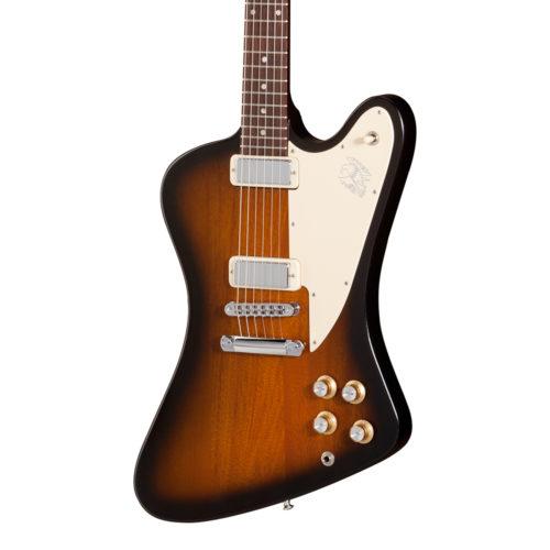Gibson Firebird Studio '70s Tribute Satin Vintage Sunburst (2012)_02