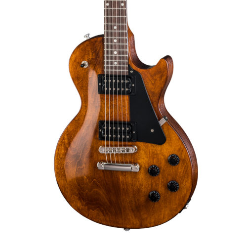 Gibson Les Paul Faded Worn Bourbon_02