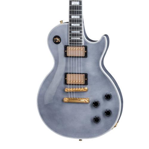 Gibson Modern Les Paul Axcess Rhino Gray Gloss (2017)_02