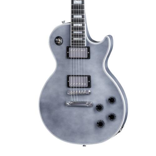 Gibson Modern Les Paul Axcess Rhino Gray Satin (2017)_02