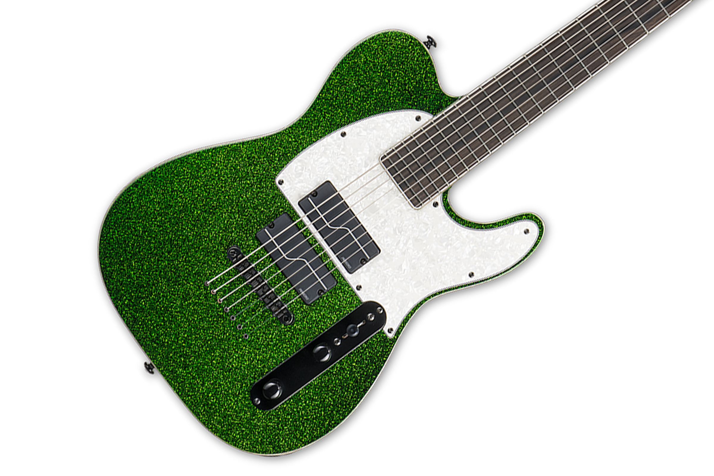 LTD SCT-607 BARITONE Green Sparkle (2018)