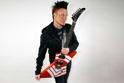 "Epiphone Jason Hook ""M-4"" Explorer (2018)"