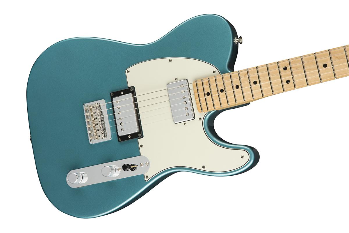Fender American Professional Telecaster vs. Fender American Elite ...