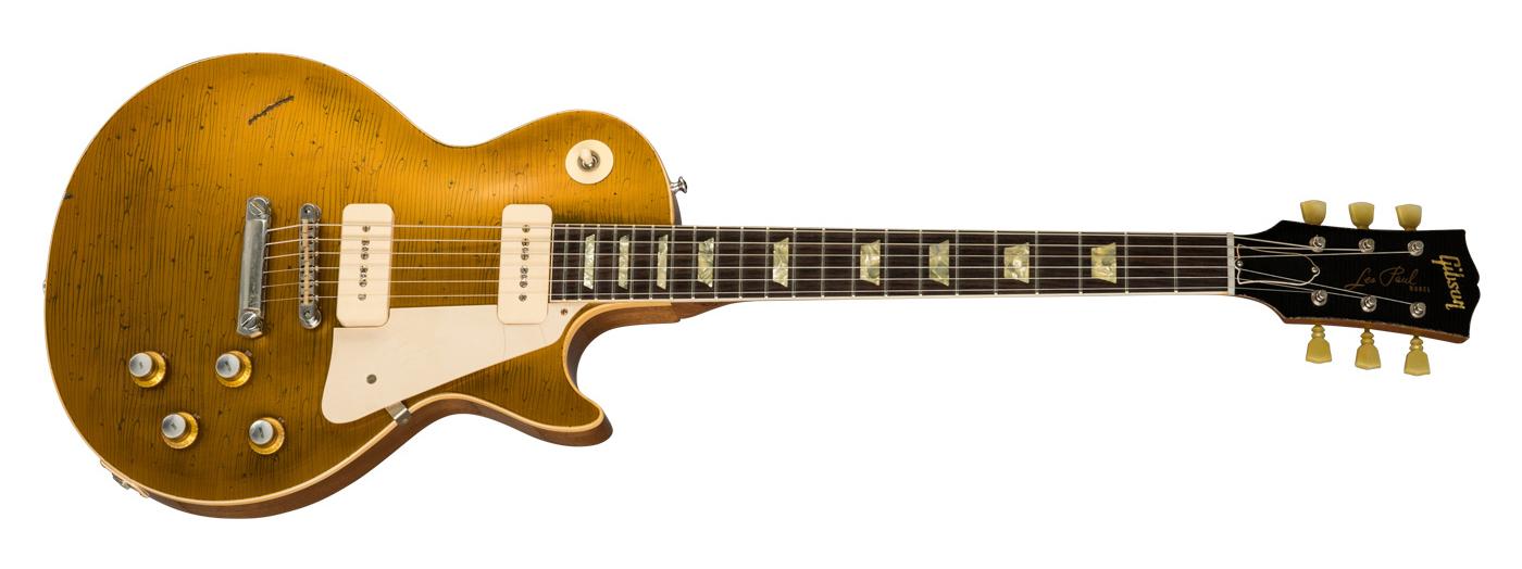 Gibson Custom Heavy-Aged 1968 Les Paul Goldtop (2018)