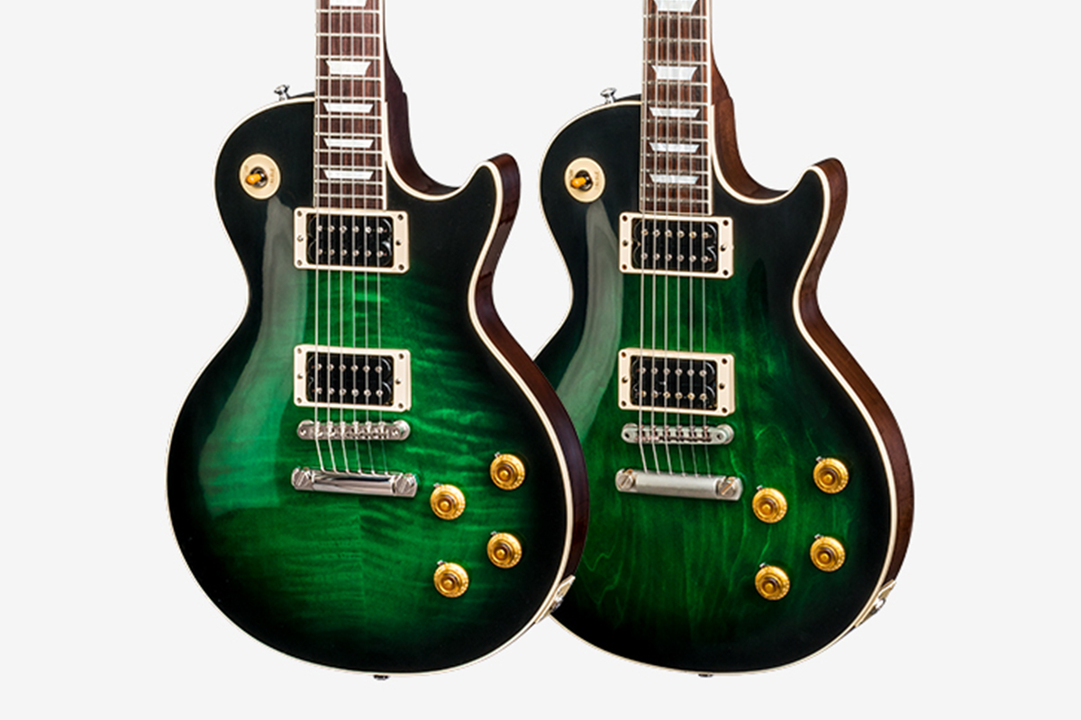 Gibson Custom Les Paul Slash Anaconda Burst (2018)