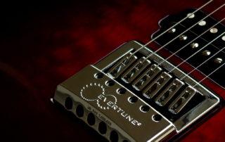 Taisto Guitars - V25-ET ECM Body with EverTune