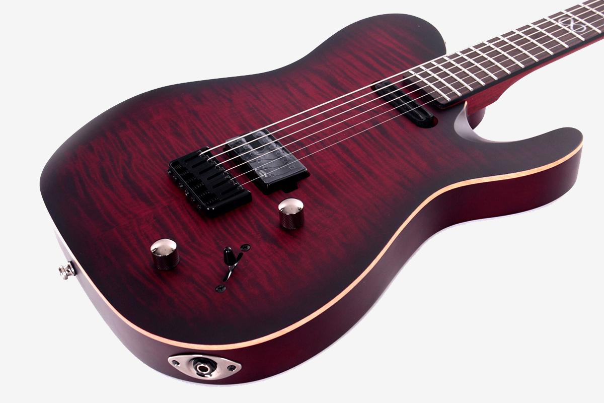 Chapman ML3 BEA Baritone Crimson_01