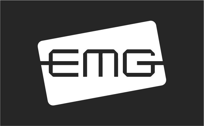 EMG Pickups Logo