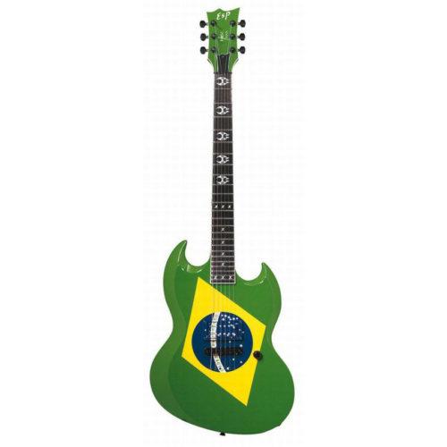 ESP Max Cavalera Brazilian Green_01