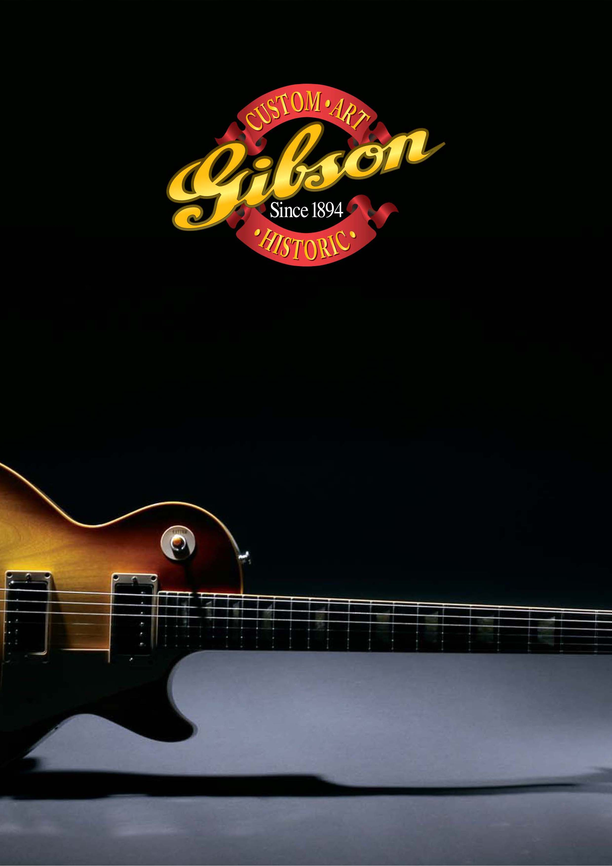 Gibson Custom Collection 2004