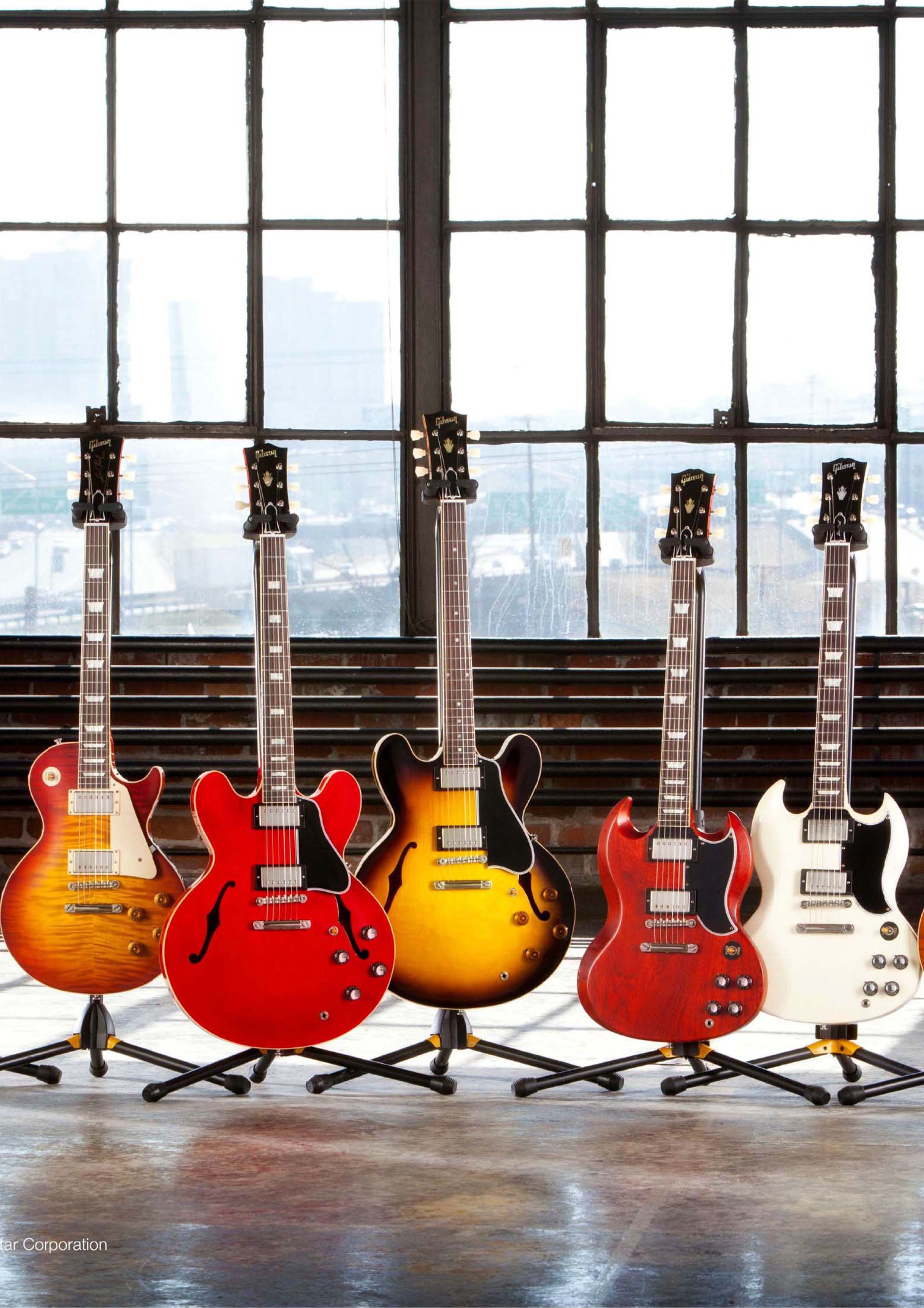 Gibson Custom Collection 2013