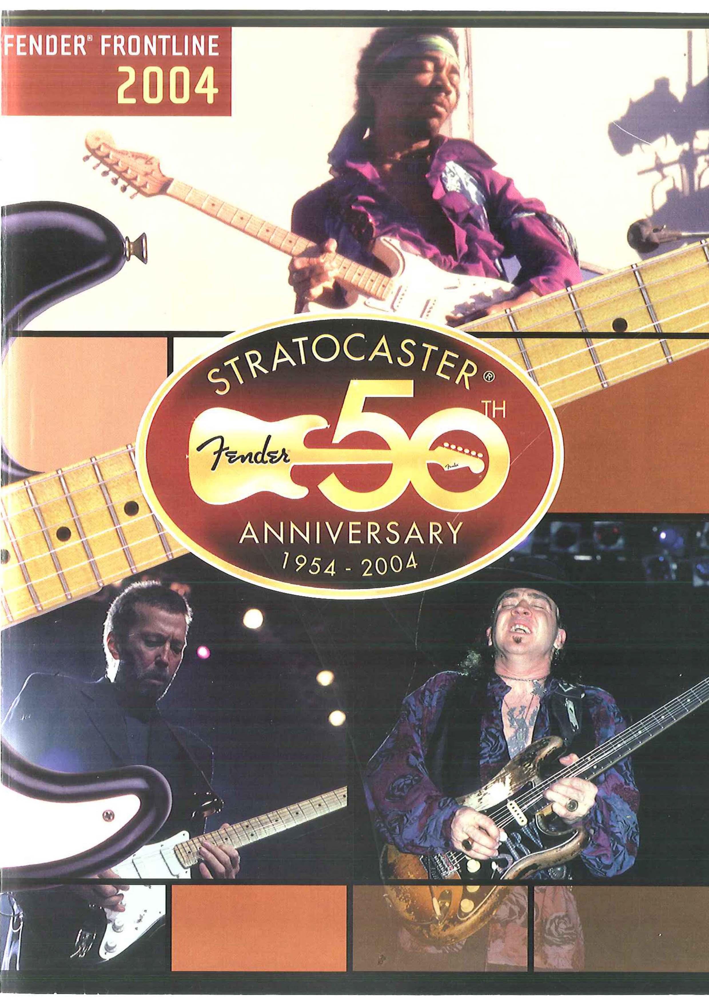 Fender Catalog 2004