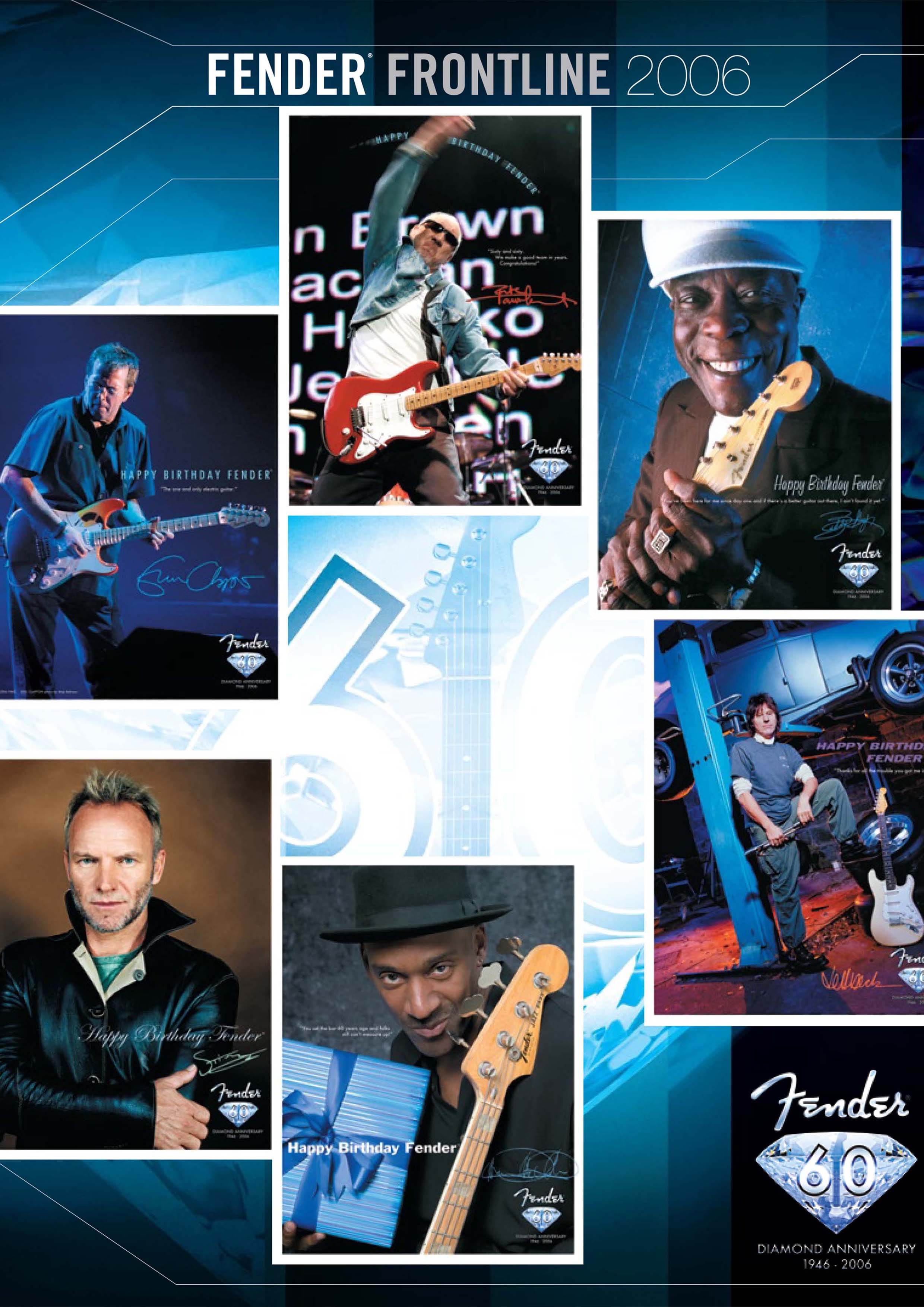 Fender Catalog 2006