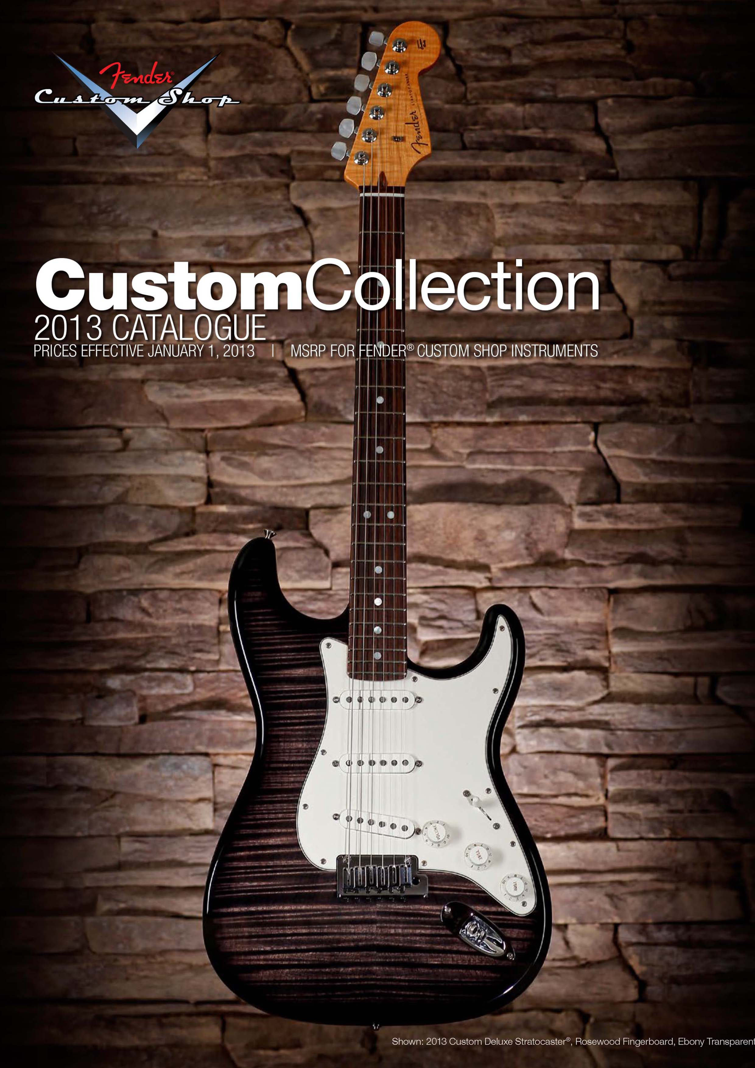 Custom Collection 2013