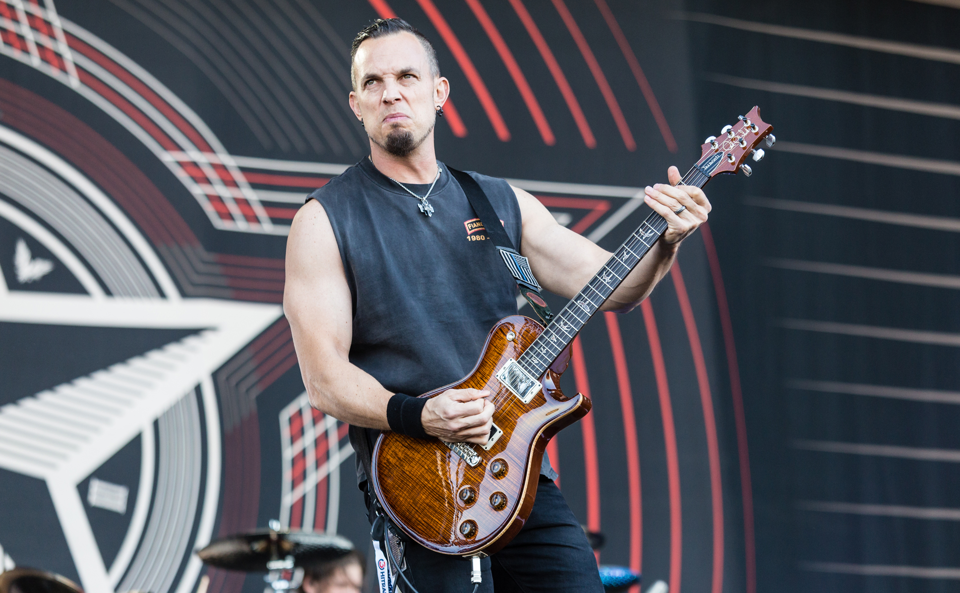 Mark Tremonti Guitar Compare