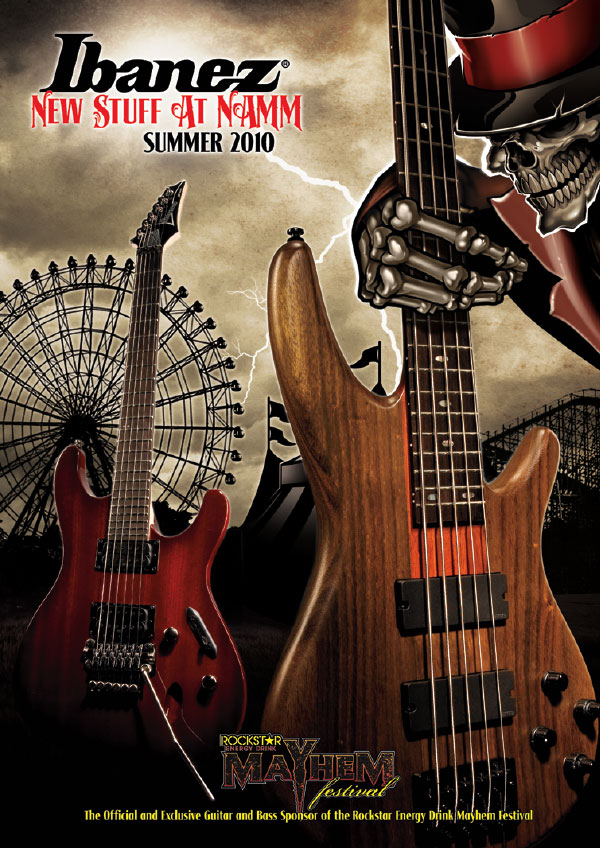 Ibanez Price list 2010 News Summer