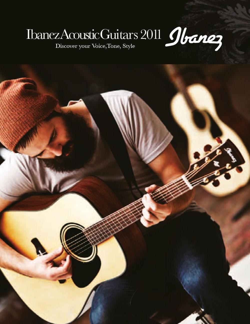2011 Ibanez Acoustic