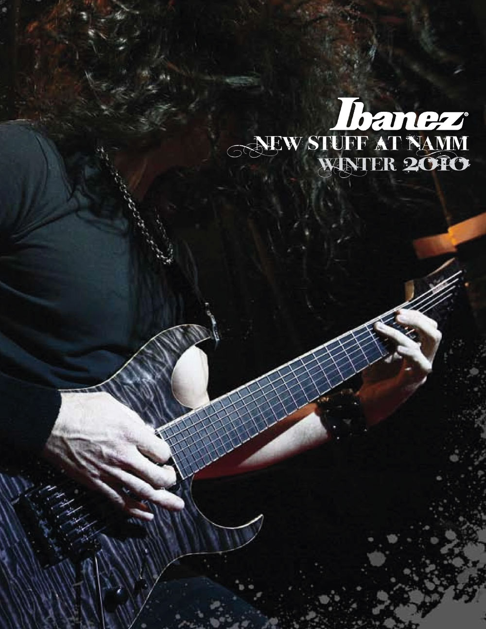 Ibanez Catalog News 2010 Winter