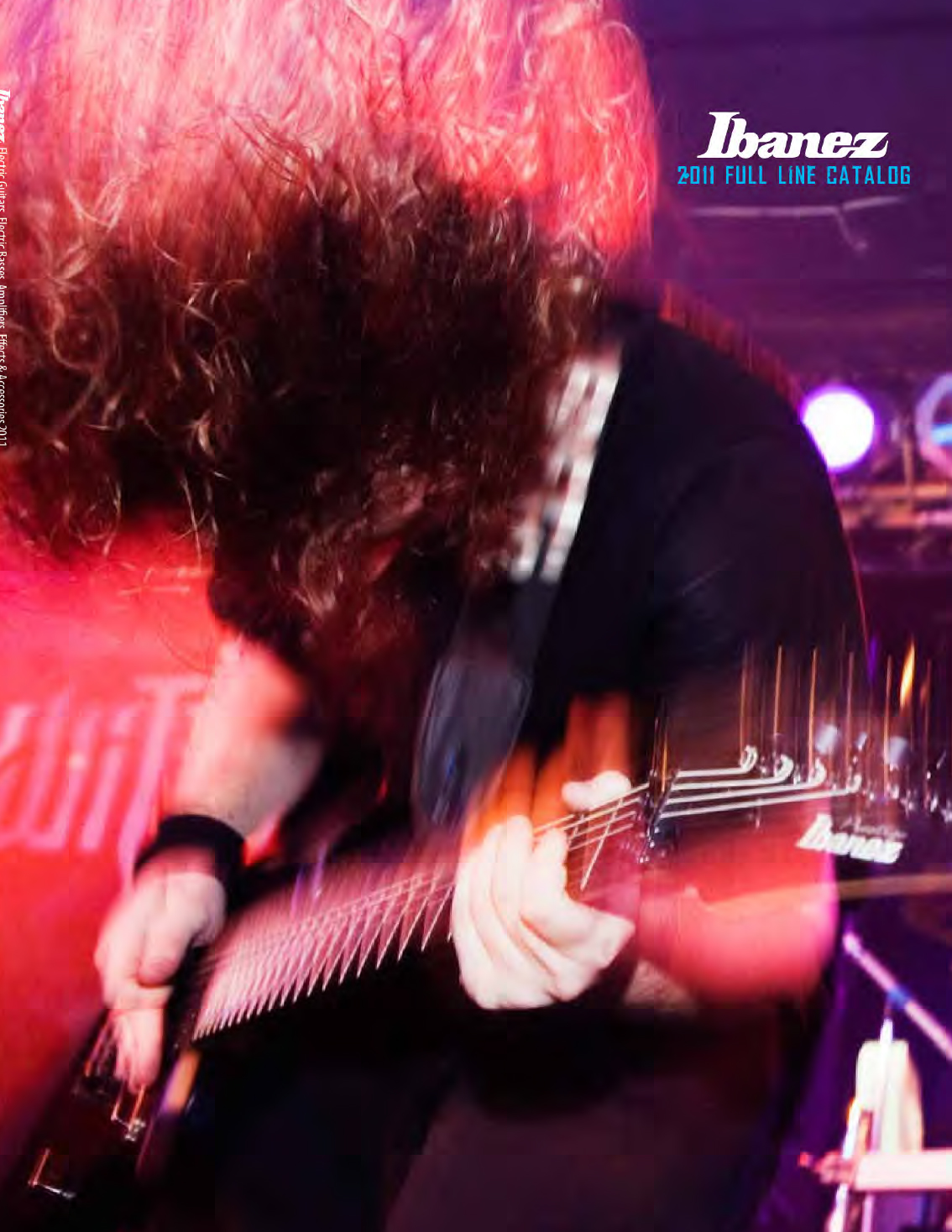 Ibanez Catalog 2011 Japan
