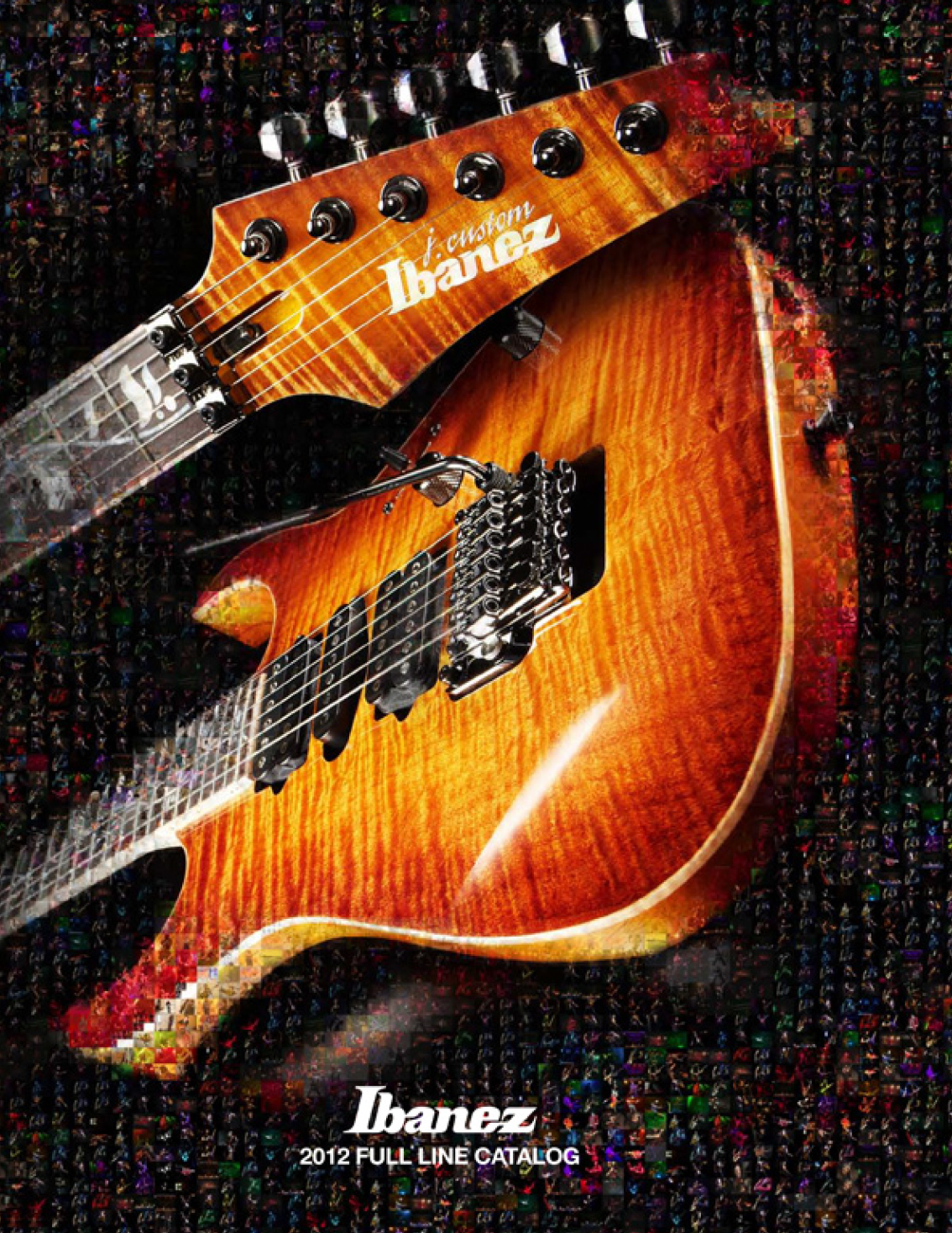 Ibanez Catalog 2012 Japan