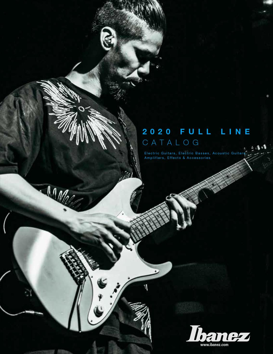 Product Catalog 2020 Japan