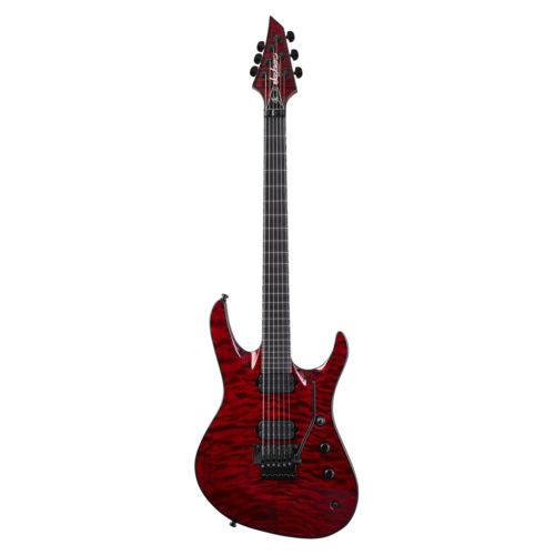 USA Signature Chris Broderick Soloist™ 6 Transparent Red_01