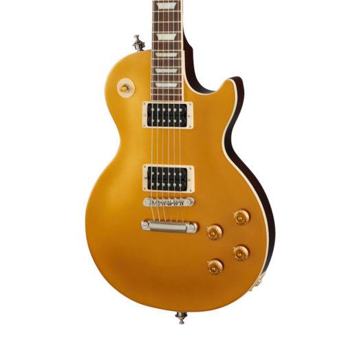 Slash _Victoria_ Les Paul Standard Goldtop - Gold_02