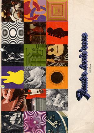 Fender Catalog 1969
