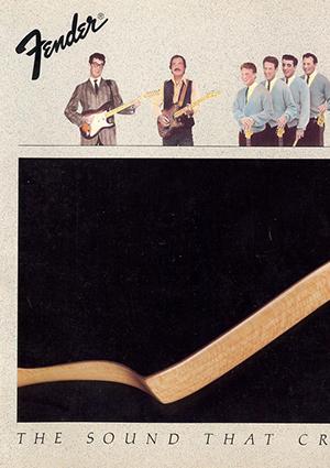 Fender Catalog 1982