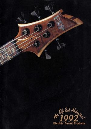 ESP Catalog 1992 (Japan)