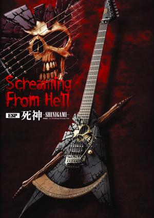 2008 ESP Catalog (Japan)