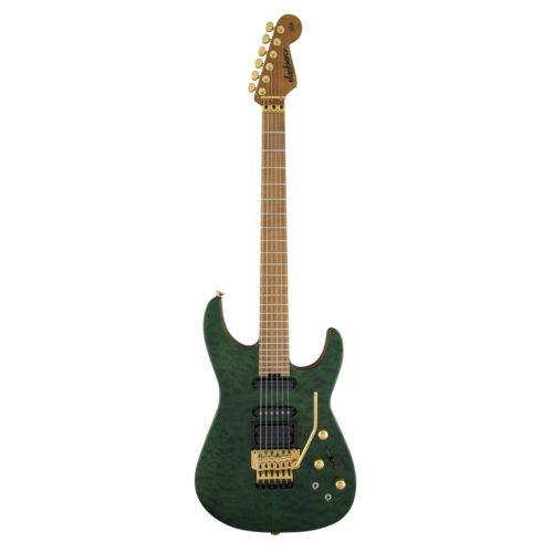 USA Signature Phil Collen PC1™ Satin Trans Green_01