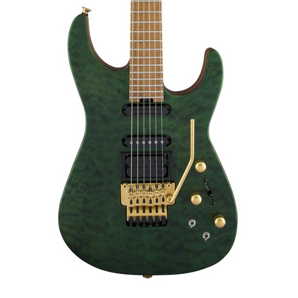 USA Signature Phil Collen PC1™ Satin Trans Green_02