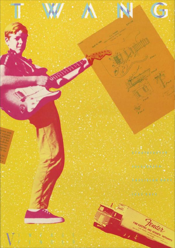 Twang Catalog 1983 Japan