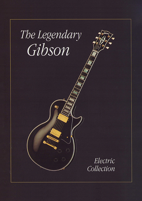 1991 Gibson Electric Collection
