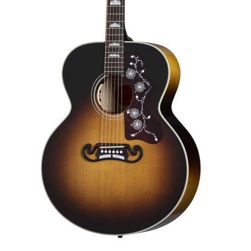 Gibson Noel Gallagher J-150 Vintage Sunburst (2021)_02