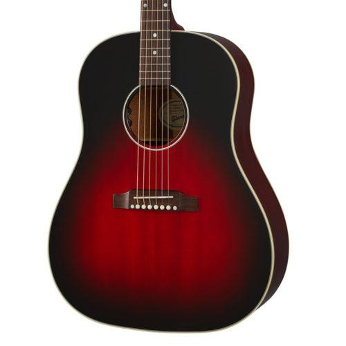 Gibson Slash J-45 Vermillion Burst (2021)_02